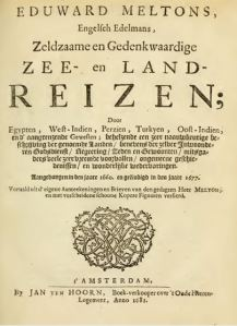 Melton  - 1681 snip title page